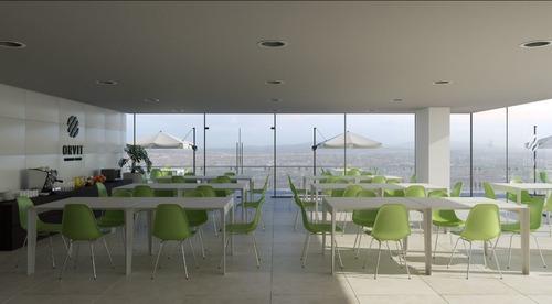 oficina en penthouse de 173 mts en venta en orvit ii