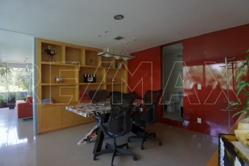 oficina en ph de 89m2, amueblado y con servicios