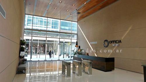 oficina en pilar de 32 m2, officia life venta