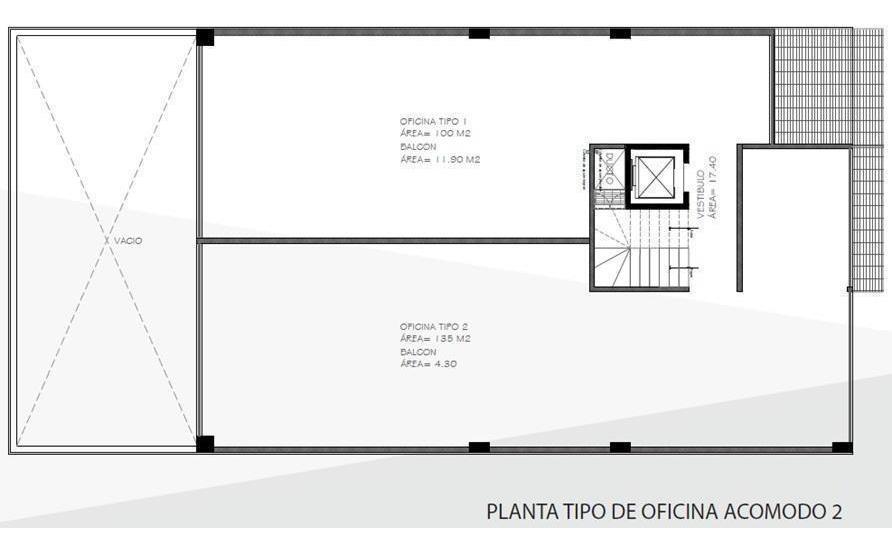 oficina en pre-venta insurgentes mixcoac (av. revolucion)