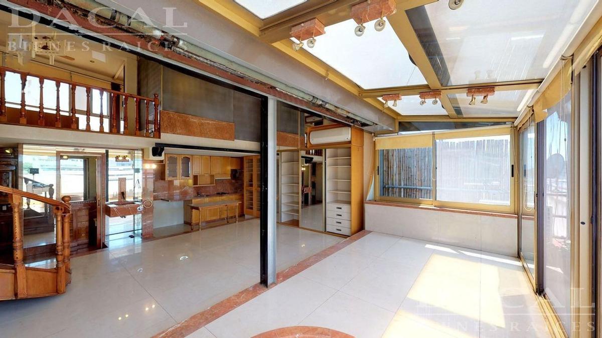 oficina en puerto madero - dacal bienes raices