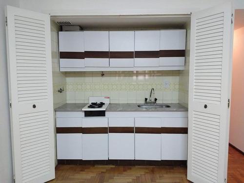oficina en recoleta 2 ambientes con cochera