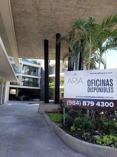 oficina en renta 104 aria corporativo playacar