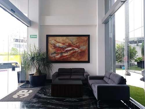 oficina en renta / 114 m2 en torre corporativa