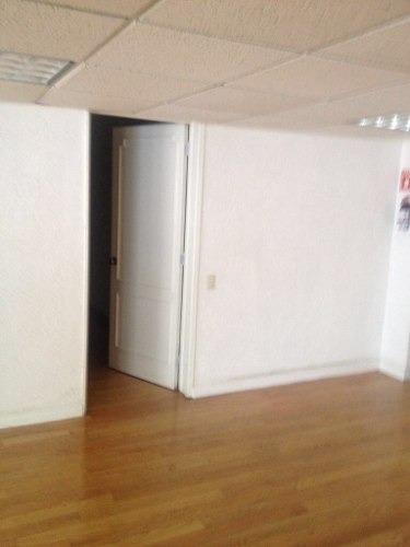 oficina en renta 140 m2 vallejo of-058