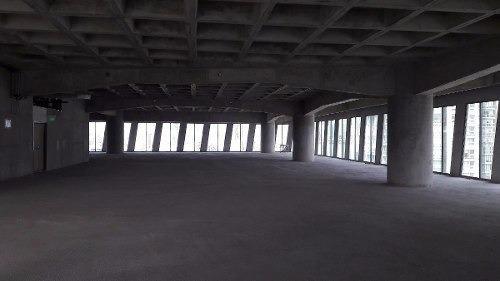oficina en renta 1400 m2, nuevo polanco
