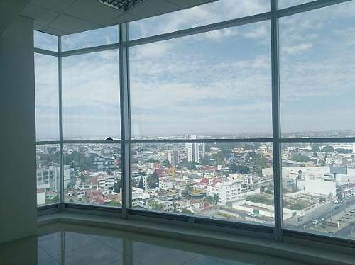 oficina en renta / 151 m2 torre corporativa jv en av. juárez