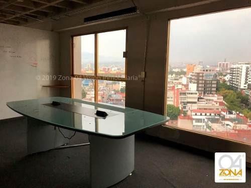 oficina en renta 160 m2, insurgentes sur