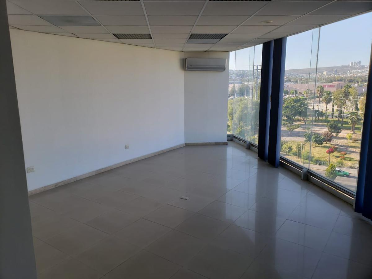 oficina en renta 181m2, torre cid frente a plaza mayor, león, gto