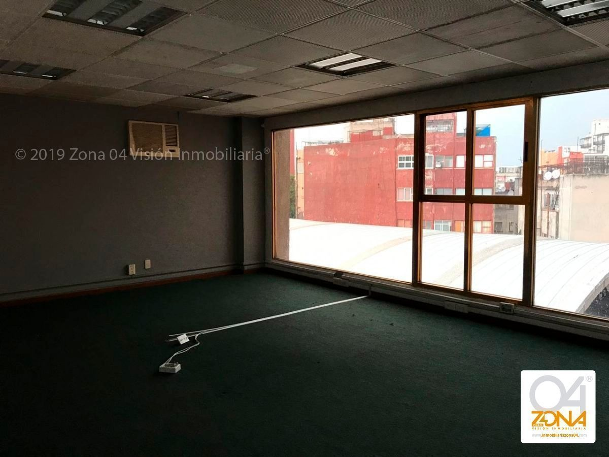 oficina en renta 365 m2, insurgentes sur