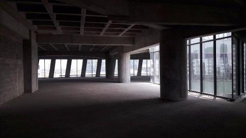 oficina en renta  488 m2,  nuevo polanco