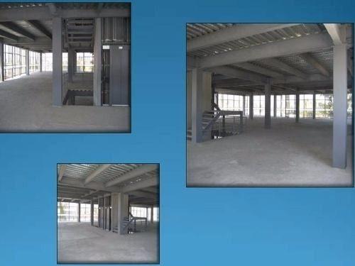 oficina en renta 820 m2, tlalnepantla