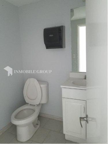 oficina en renta, acondicionado, anzures, miguel hidalgo, ciudad de méxico.