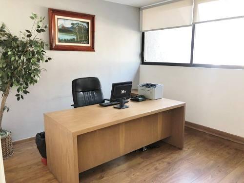 oficina en renta amueblada, la florida, naucalpan, edo mex