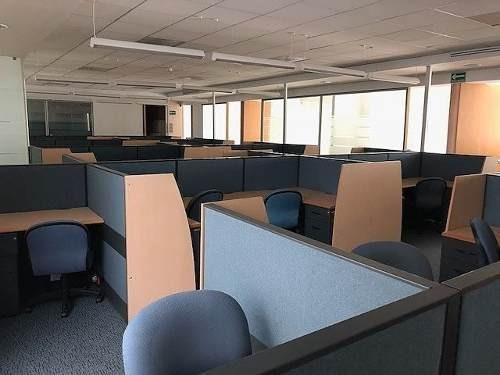oficina en renta, av tecamachalco reforma social