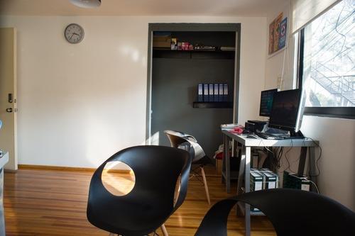 oficina en renta benito juarez rió churubusco