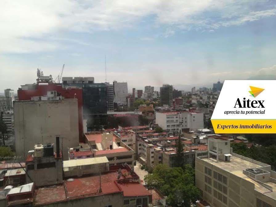 oficina en renta cerca del ángel de la independencia, ciudad de méxico