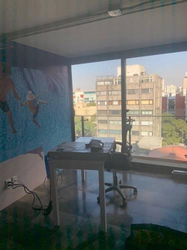 oficina en renta col. cuauhtémoc