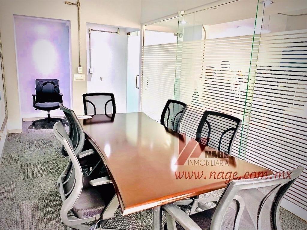 oficina en renta col veronica azures 9 personas