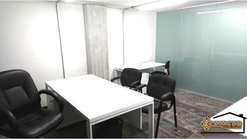 oficina en renta colonia cuauhtémoc. (odo-0134)