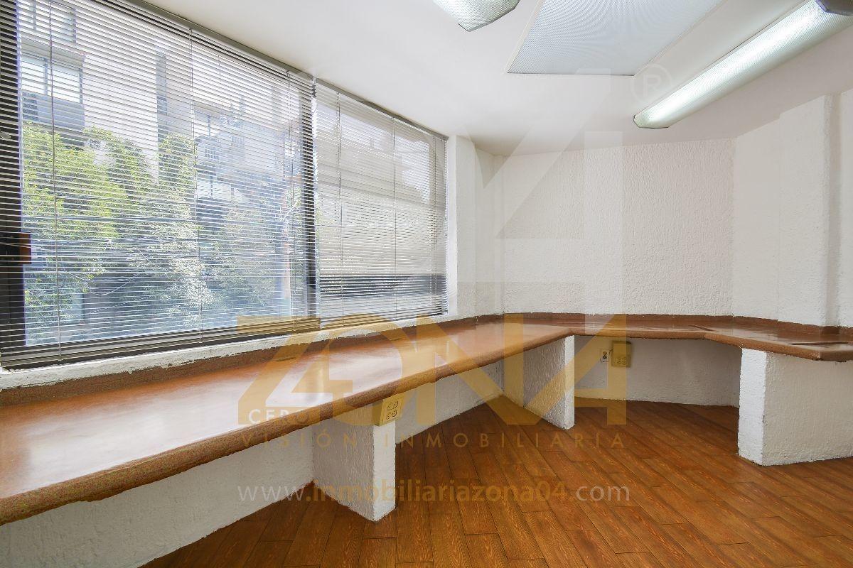 oficina en renta, colonia del valle 300m2