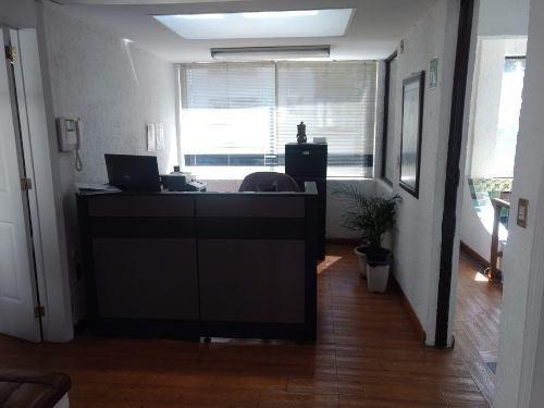 oficina  en renta / colonia del valle