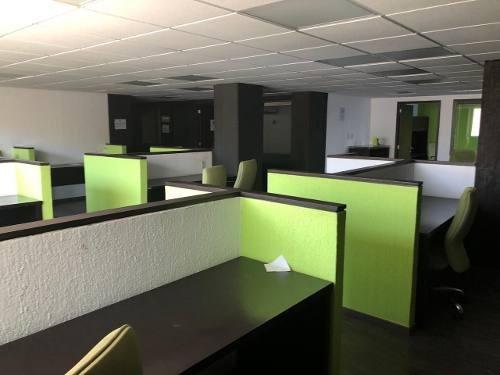 oficina en renta. colonia del valle