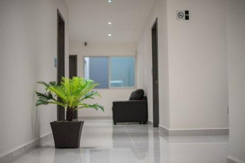oficina en renta colonia león moderno león gto, servicios inlcuidos
