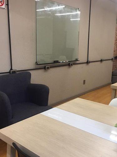 oficina en renta colonia napoles