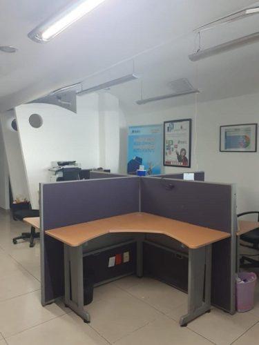 oficina en renta con bodega