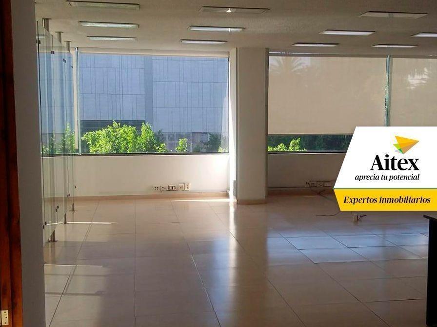 oficina en renta con ubicación de prestigio, en la col. cuauhtémoc, cdmx