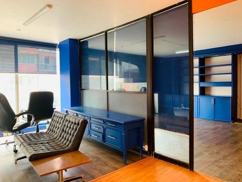 oficina en renta cuauhtemoc hipódromo condesa