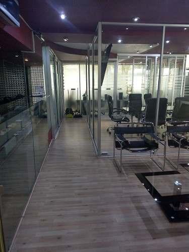 oficina en renta de 90m2 en la condesa. todos los servicios incluidos.