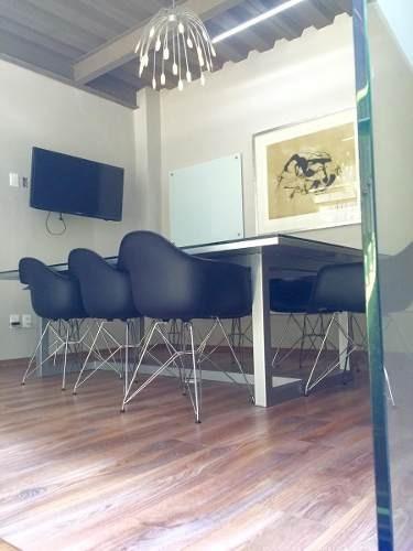 oficina en renta en colonia juárez