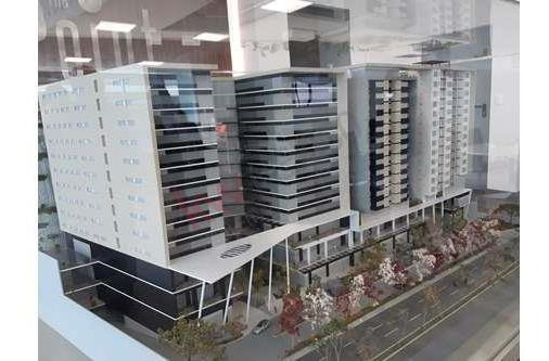 oficina en renta en desarrollo the point santa fe 14,497 usd