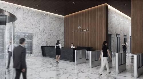 oficina en renta en edificio nuevo , en la anahuac