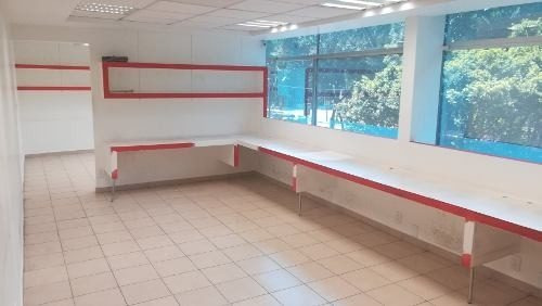 oficina en renta en insurgentes sur, 100 m2, area libre, 1p.