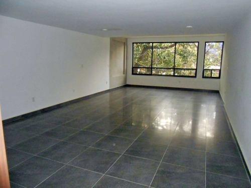 oficina en renta en jardines de santa mónica, tlalnepantla cjr-3509