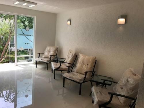 oficina en renta en jardines de santa mónica, tlalnepantla cjr-3753