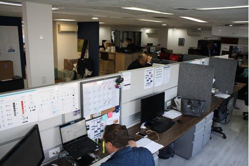oficina en renta en paseo de la reforma.