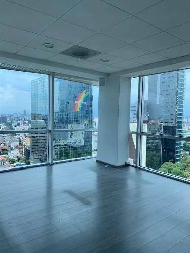 oficina en renta en paseo de la reforma, col. cuauhtémoc, cdmx