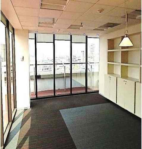oficina en renta en piso ph en interlomas, huixquilucan edo. méxico