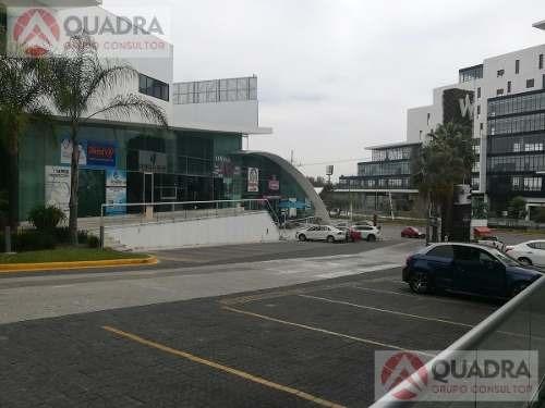 oficina en renta en plaza w boulevard atlixcayotl angelopolis san andres cholula puebla