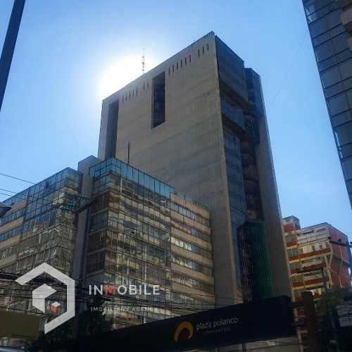 oficina en renta en polanco, miguel hidalgo, plaza polanco, cdmx.