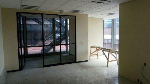 oficina en renta en polanco - semi acondicionada
