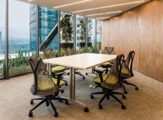 oficina en renta en reforma