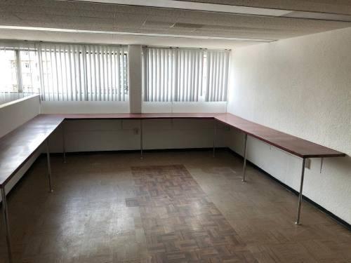 oficina en renta en roma norte de 80 m2