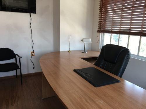 oficina en renta en san andrés totoltepec, del. tlalpan