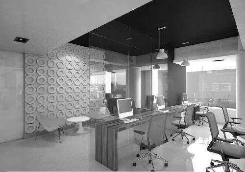 oficina en renta en sonata, lomas de angelopolis