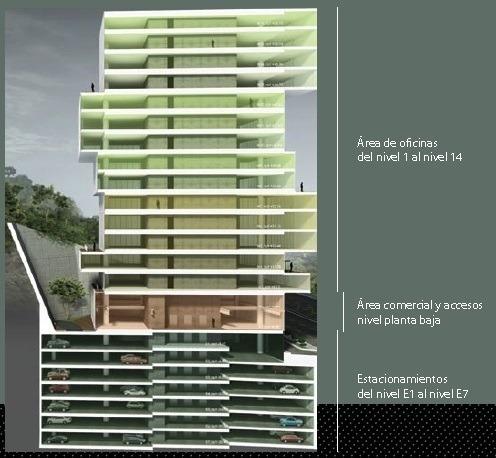 oficina en renta en tamarindos, col. bosques de las lomas, cuajimlapa, cdmx
